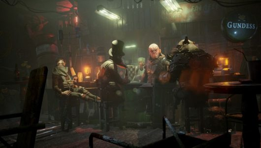 Mutant Year Zero Road to Eden demo
