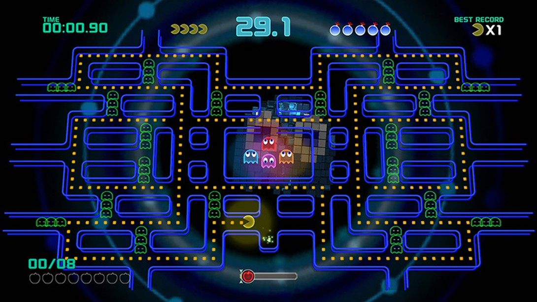 Pac-Man Championship Edition 2 Plus Recensione Switch