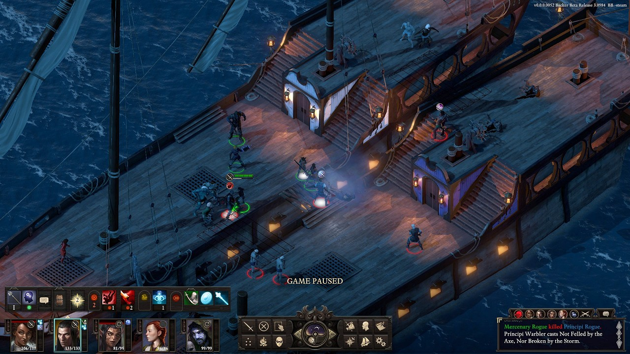 Pillars of Eternity II Deadfire immagine PC 01