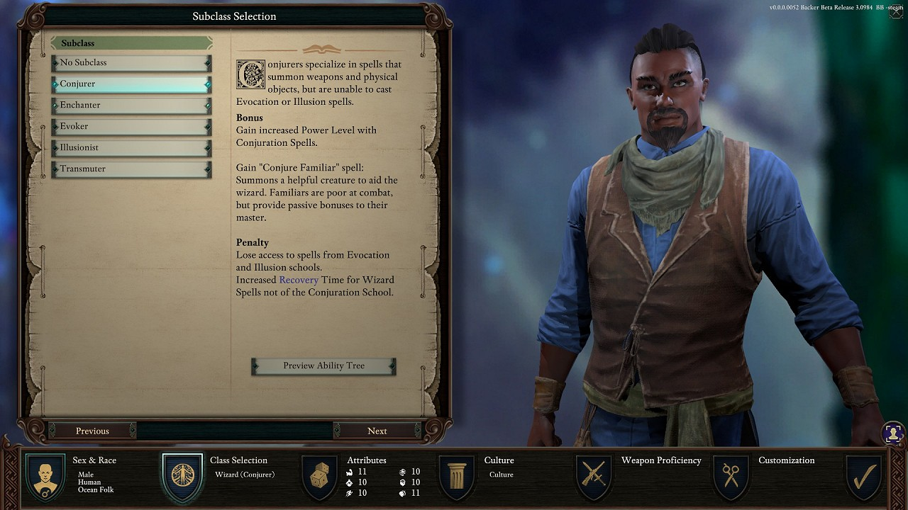 Pillars of Eternity II Deadfire immagine PC 13