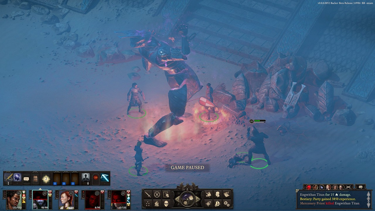 Pillars of Eternity II Deadfire immagine PC 14