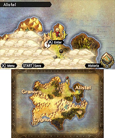 Radiant Historia Perfect Chronology immagine 3DS 03