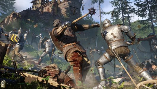 thq nordic warhorse studios Kingdom Come Deliverance conquista la vetta delle classifiche italiane