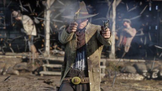 Red Dead Redemption 2 si mostra in un nuovo trailer di gameplay
