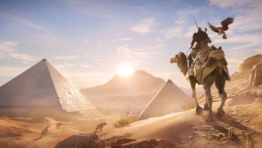 Sarach Schachner assassin's creed origins ost