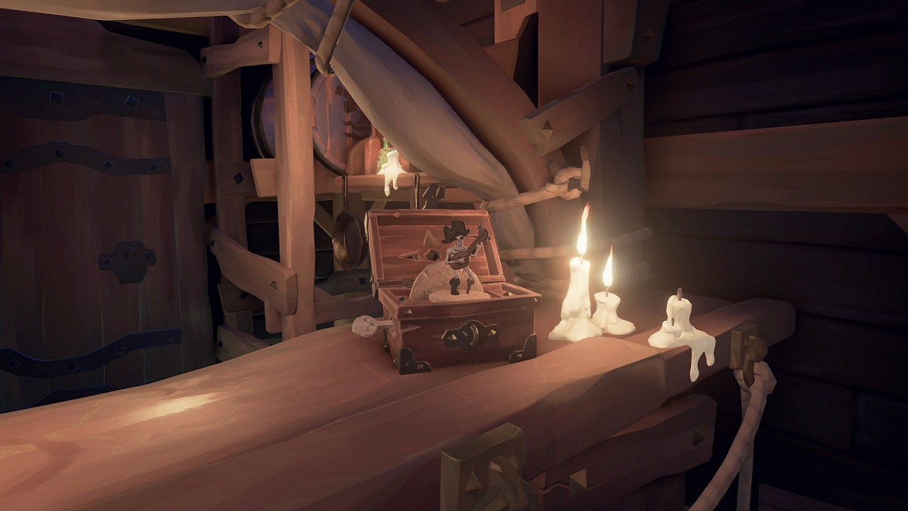 Sea of Thieves immagine PC Xbox One 01