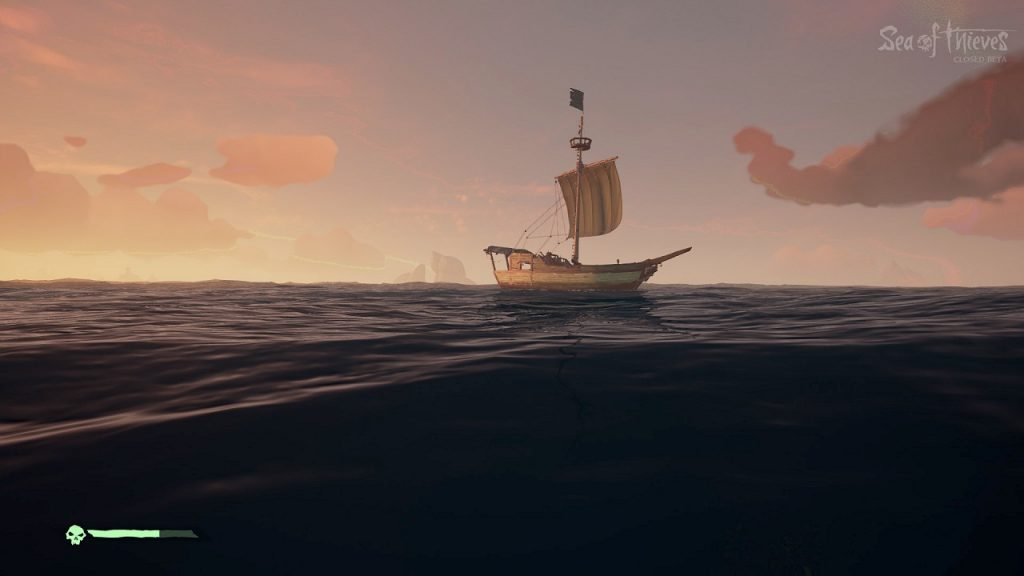 Sea of Thieves beta