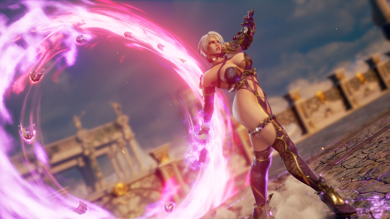 Soulcalibur VI network test
