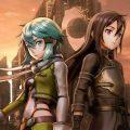 Sword Art Online Fatal Bullet PC PS4 Xbox One hub header