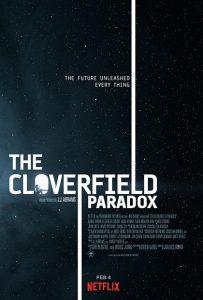 The Cloverfield Paradox immagine Netflix locandina