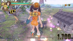 The Seven Deadly Sins Knights of Britannia immagine PS4 05