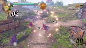 The Seven Deadly Sins Knights of Britannia immagine PS4 08