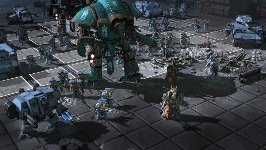 Warhammer 40000 Sanctus Reach armageddon gog