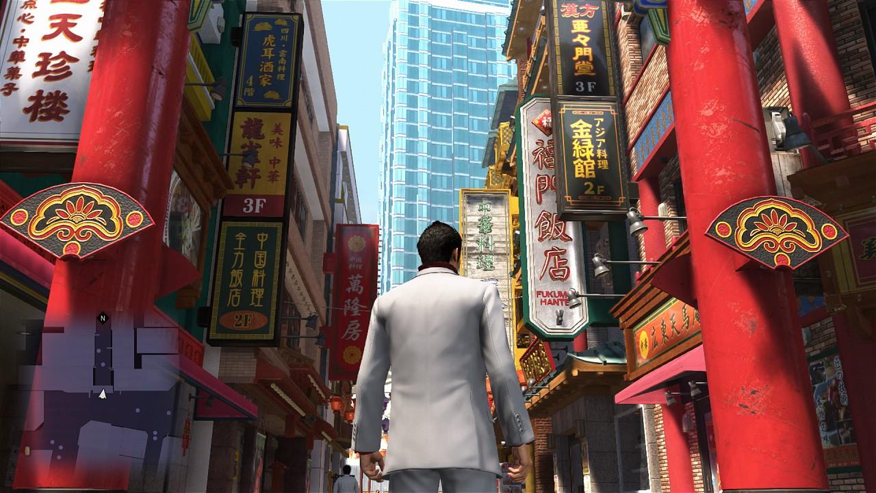 Yakuza 6 immagine PS4 14