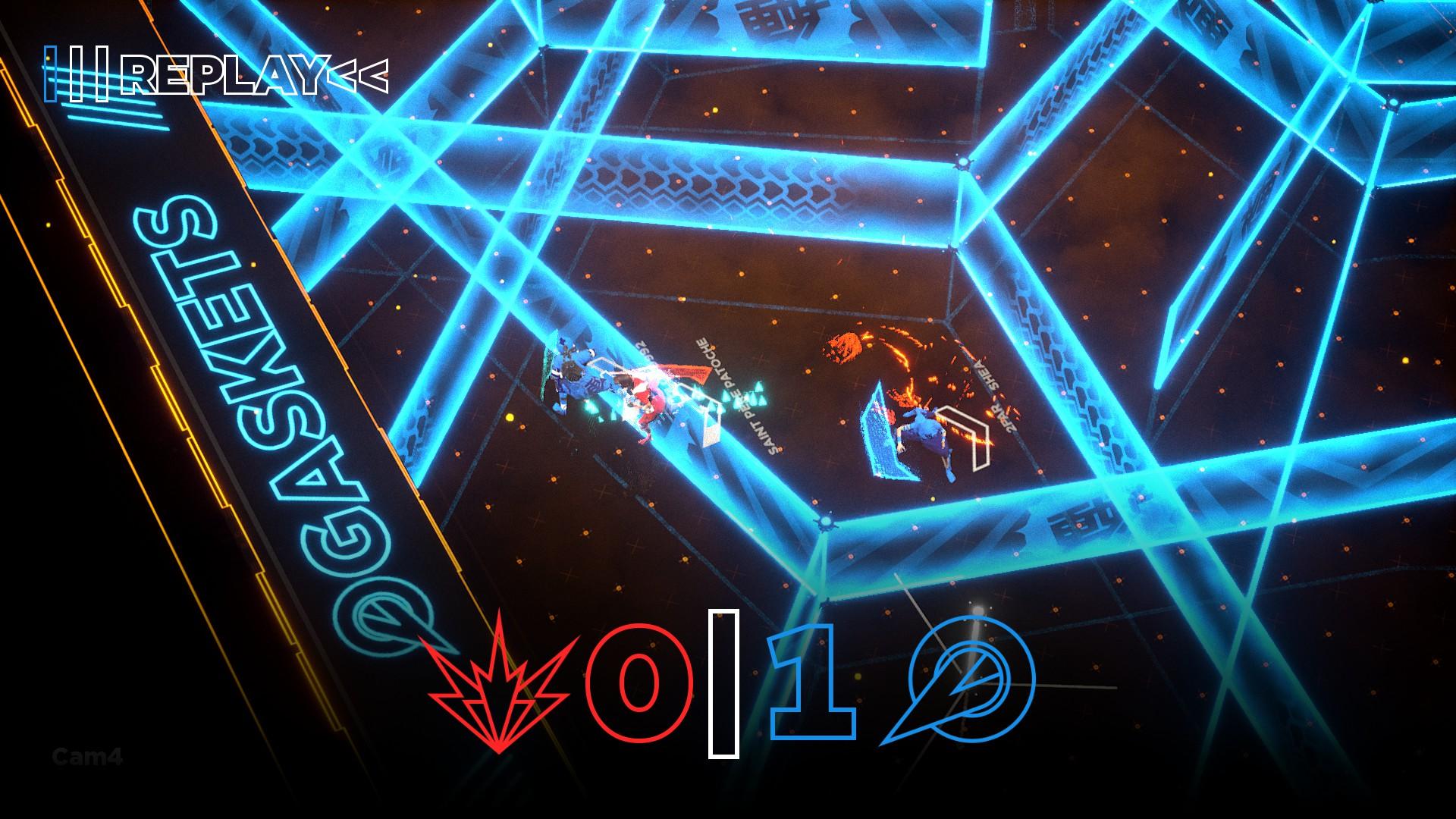 laser league pc anteprima provato steam
