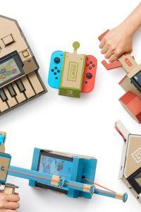Nintendo LABO: nuovi dettagli sulla modalità Toy-Con Garage
