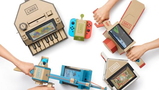nintendo labo editoriale