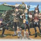 valkyria-chronicles-4 trailer