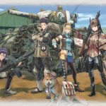 Valkyria Chronicles 4 trailer nintendo switch