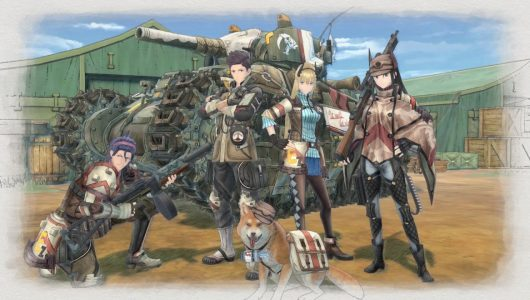 Valkyria Chronicles 4 dlc
