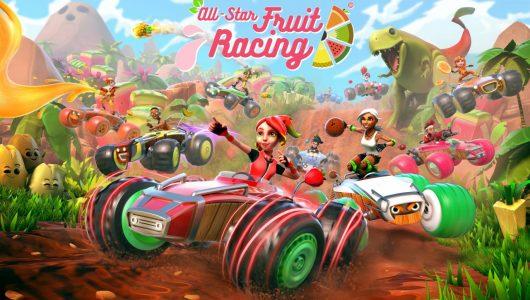 All-Star Fruit Racing approderà su console quest'estate