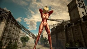 Attack on Titan 2 immagine PC PS4 Switch Xbox One 01