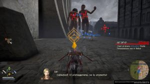 Attack on Titan 2 immagine PC PS4 Switch Xbox One 11