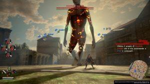 Attack on Titan 2 immagine PC PS4 Switch Xbox One 12