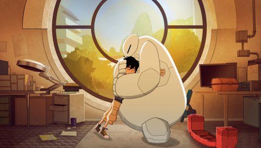 Big Hero 6 serie