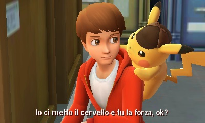 Detective Pikachu immagine 3DS 02