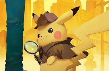 Detective Pikachu immagine 3DS hub