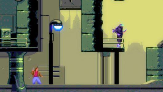 Microids annuncia Flashback 25th Anniversary per Switch