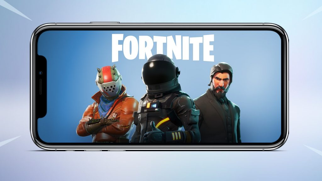 Fortnite mobile chat vocale
