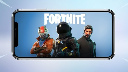Fortnite mobile test