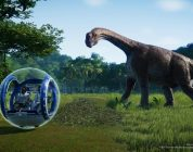 Jurassic World Evolution diario sviluppo