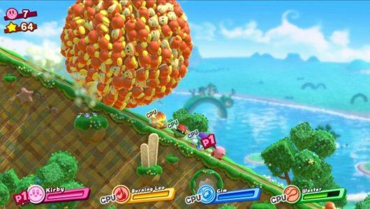 Kirby Star Allies: disponibile da oggi la demo sull'eShop europeo