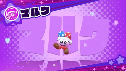 Kirby Star Allies: pubblicato un trailer dedicato a Marx