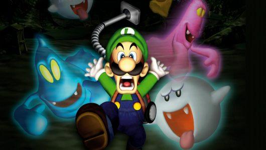 Luigi's Mansion: un nuovo trailer per la versione 3DS del gioco