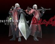 Monster Hunter World: annunciata una collaborazione con Devil May Cry