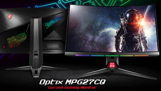 MSI Optix MPG