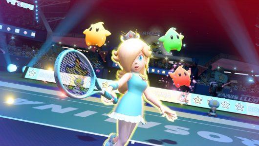 Mario Tennis Aces data uscita