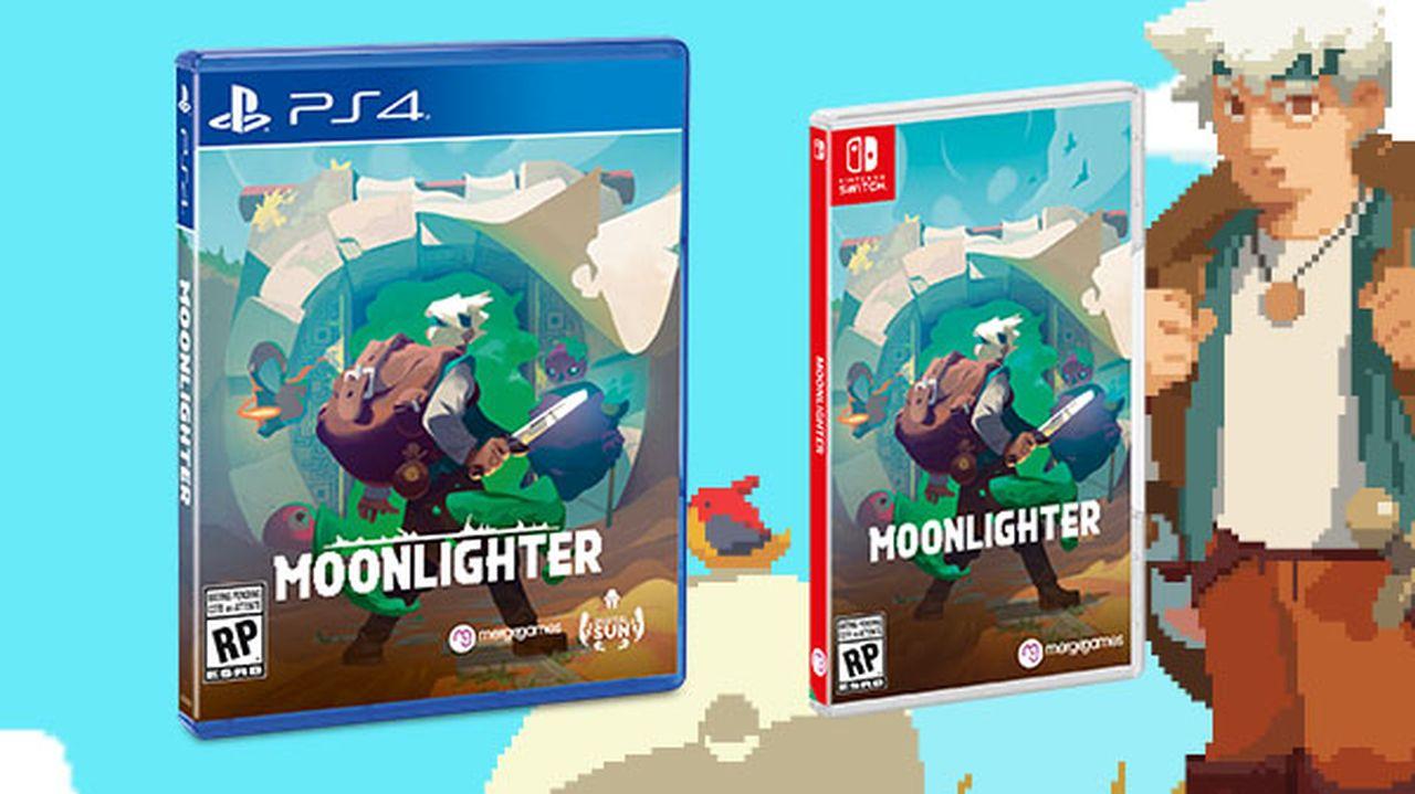Moonlighter: annunciata l'edizione fisica per PS4 e Xbox One