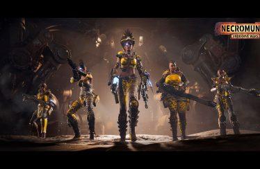 Necromunda Underhive Wars gameplay