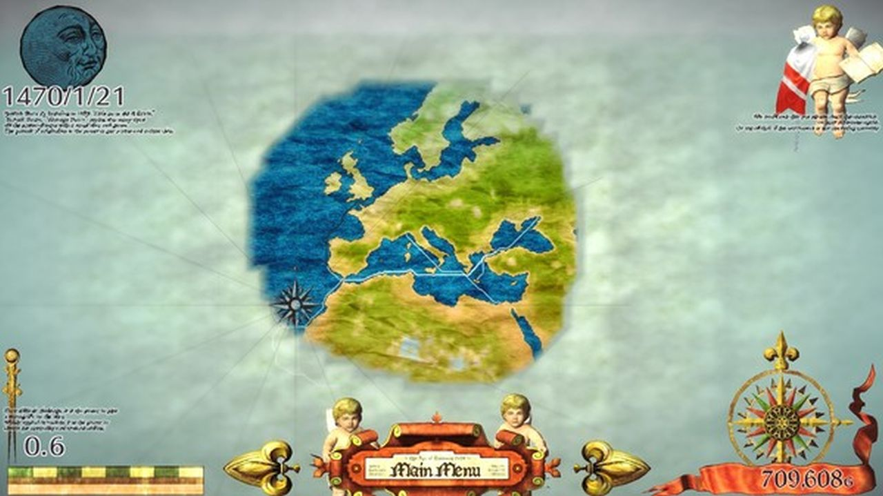 Neo Atlas 1469 per Switch arriverà in occidente ad aprile