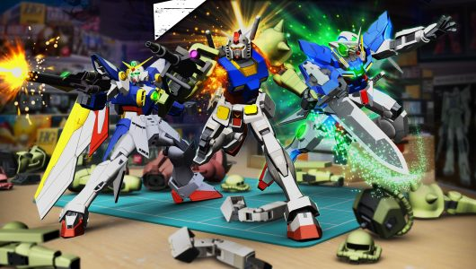 New Gundam Breaker: svelati i nuovi gunpla e altri dettagli
