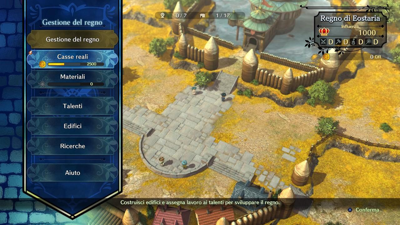 Ni no Kuni II Il Destino di un Regno immagine PC PS4 09