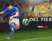 PES 2018 Del Piero Nedved