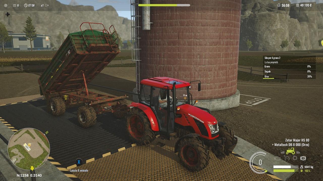 Pure Farming 2018 Recensione PC PS4 Xbox One