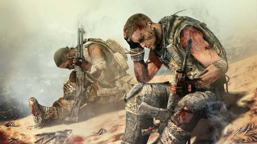 tencent yager Spec ops the line
