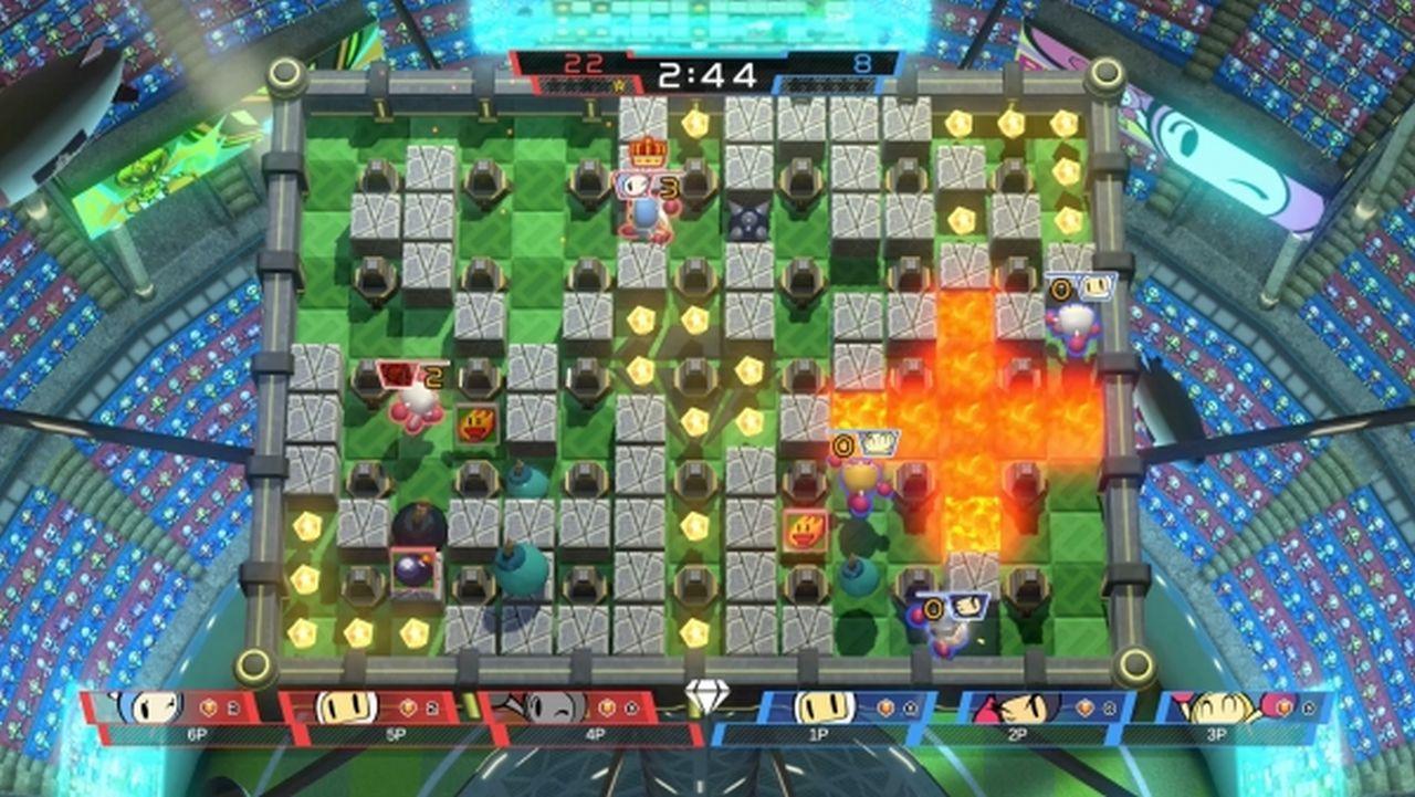 Super Bomberman R arriva su PC, Xbox One e PS4